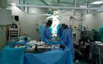 A Medical team at Al-Khalil Hospital Managed to complete an artery transplant